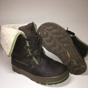 Womens KEEN Snowmass Ankle Waterproof Winter Boots